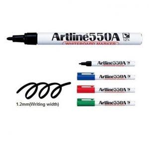 bút viết bảng ngòi nhỏ Artline ek-550a