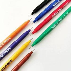 bút lông kim Artline ek-220