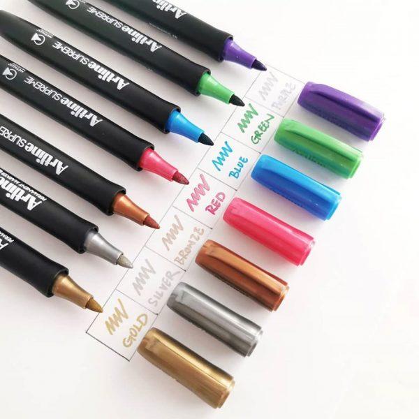 bút nhũ kim tuyến Artline EPF-790